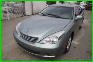 2002 Lexus ES