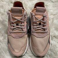 New* adidas Originals Nite Jogger W Pink 3M Reflective Womens Shoes EE5915 Sz7.5
