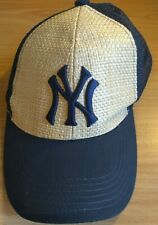 New York Yankees Baseball Mesh Hat Cap Cotton & Polyester New Without Tags