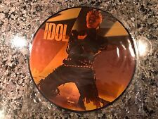 Billy Idol Picture Disc! Limited. David Bowie Iggy Pop Def Leppard Sex Pistols