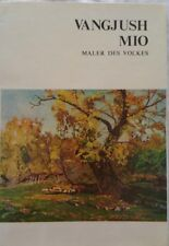 "Albania Photo Album ""Vangjush Mio"" In German & English Language - 1989 2 Book"