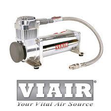 VIAIR 444C CHROME AIR RIDE 12v VOLT 200PSI SINGLE COMPRESSOR AIRLIFT PERFORMANCE