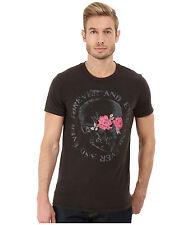 DIESEL Men's T-Isem T Shirt color washed Black Size L NEW