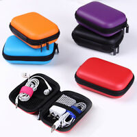 Digital Storage Bags Travel Gadget Organizer Case For Hard Disk/USB/Data Cable