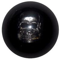 Black Skull Shift Knob m16x1.50 Fits Camaro Trans Am Firebird