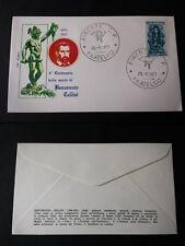 REPUBBLICA   BUSTA   FDC  ANNO 1971