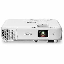 Epson Home Cinema 660 SVGA 3lcd Projector White H847a
