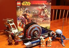 LEGO STAR WARS EPISODE III 7258 WOOKIEE ATTACK - COMPLETE W INSTRUCTIONS