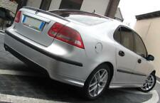 Saab 9-3 mk2 02-07 Rear Bumper spoiler diffuser diffuzer spoiler addon AERO look