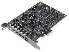 Creative Blaster Audigy Rx - 7.1 PCIe Tarjeta de sonido de alta performance Amplificador De Auriculares