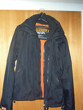 Superdry windcheater size M, with hood