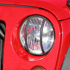 grille de protection de phare D & G JEEP WRANGLER JK 2007 & +