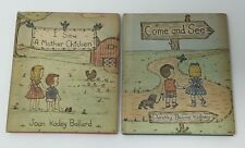 Come and See I Saw a Mother Chicken Joan Summer Illustrations Kidney Ballard Lot