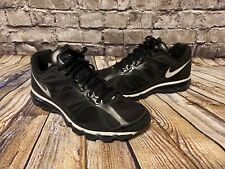 competitive price 4e8aa e0b74 Nike Air Max 2011 360 487982-001 Mens Size 9.5 US 8.5 UK Black Running