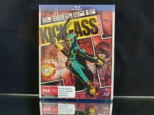 Kick Ass Limited Edition Blu-ray Movie NEW/Sealed