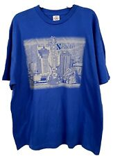 VINTAGE NASHVILLE - THE HOME OF COUNTRY MUSIC T SHIRT MEDIUM