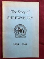 RARE 1964 HISTORY OF SHREWSBURY NEW JERSEY NJ 1664-1964 1ST EDITION ORIGINAL