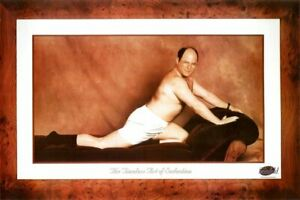 Seinfeld George Costanza The Timeless Art of Seduction 24x36 Poster!