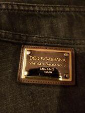 Dolce & Gabbana Slim Jeans Taille 48