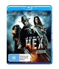 *New & Sealed* DC Comics: Jonah Hex (Blu-ray Movie 2010) Josh Brolin, Megan Fox