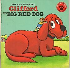 1985 Clifford the Big Red Dog by Norman Bridwell