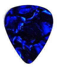 Blue Guitar Pick Lapel Pin