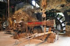 PHOTO  2006 BARNSLEY BELLY HELVE HAMMER WORTLEY TOP FORGE WATER POWERED FORGING