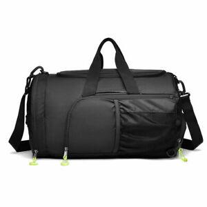 Unisex Durable Sports bag Waterproof GYM Backpack Portable Training Duffel Bag