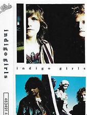 INDIGO GIRLS INDIGO GIRLS CASSETTE ALBUM  Folk Rock, Acoustic, Alternative Rock