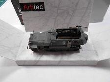 HO Roco Minitanks Artitec 6th Panzer Army Half Track #A662.387.73.GR