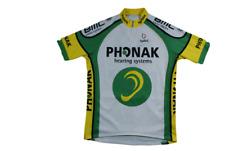 Maillot cyclisme rétro Nalini Phonak BMC