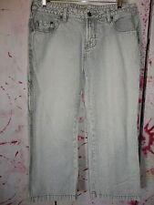 """SILVER JEANS"", Pin Striped Carpenter Jeans, Size W31/L25"