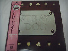 STRAY DOG-same JAPAN 1st.Press w/OBI EL&P PFM Black Sabbath Uriah Heep AC/DC