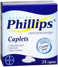 Phillips Laxative Caplets 24 Caplets