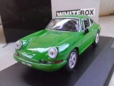 Véhicules miniatures vert pour Porsche