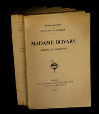 [Louis Conard] FLAUBERT (Gustave) - Madame Bovary.