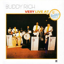 Very Live at Buddy's Place, Buddy Rich, Excellent