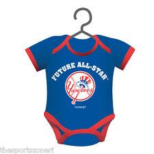 New York Yankees Baby Shirt Ornament