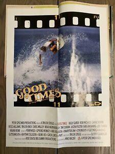 Vintage Surfer Magazine - 1990's Wave Action ft. Slate, Machado, and More