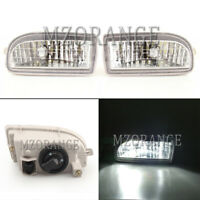 Left Right Side LED Front Fog Light Lamp For Toyota Land Cruiser FJ100 1998-2007