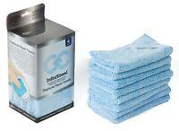 InfiniTowel® Revolutionary Eco Fiber Towel That Replaces Paper Towels, 4pk, Blue