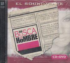 Aranza Estrella Ana Cirre Se Busca Un Hombre El Soundtrack CD+DVD New Nuevo