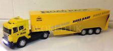 Riesen Europäischen LKW Truck 51cm RC ferngesteuertes Auto LED Lenkrad gelb