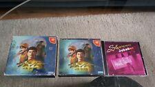 SEGA Dreamcast - Shenmue I - NTSC-J | Shenmue Juke Box GDROM