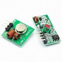 Arduino 433MHz (Radio Frequency) Transmitter &Receiver for IOT/ARM/MCU Remote