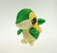 New Pokemon 6 inches Snivy Toy Soft Plush Stuffed Doll