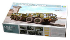 TRUMPETER 9361005 camions MAZ/KZKT - 537 L tracteur 1:35 Modèle Kit