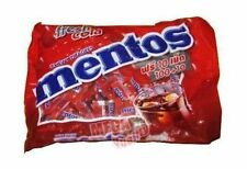100 Tablets MENTOS CHEWY DRAGEES Sweet Candy Fresh Cola Flavour 253g