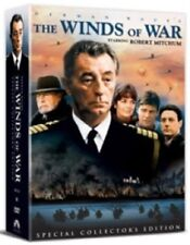 The Winds of War (Robert Mitchum, Ali MacGraw) Special Edition New Region 2 DVD