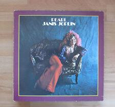 Pearl (1982) - Janis Joplin - Re-Release - CBS 32064 - Vinyl LP